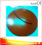 calentador del caucho de silicón del diámetro 660*1.5m m de 110V 1400W para la impresora 3D