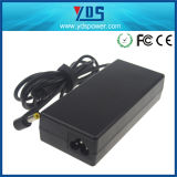 承認されるセリウムFCC RoHSが付いている中国の製造者19V力のラップトップAC DCのアダプター