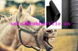Estera de goma cómoda al por mayor de la parada del caballo de la vaca que se enclavija (GM0425)
