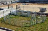 휴대용 임시 직류 전기를 통한 산양 가축 야드 위원회