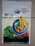 BOPP Plastiktasche für Zucker, Reis, Düngemittel, Zufuhr