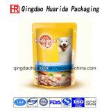 Tribune op de verpakkende Zak van het Voedsel voor huisdieren van de Zakken van het Voedsel van de Kat