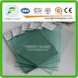 Rosa tönte Glas/abgetöntes Glas des Floatglas-/Fenster/das Gebäude ab, das mit CE&ISO Glas ist