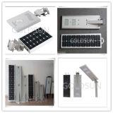 Luz de rua solar Integrated do diodo emissor de luz, lâmpada da estrada, fabricante claro do jardim