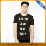 De Prijs van de Fabriek van China paste Afgedrukte T-shirts aan