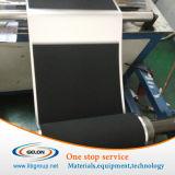 Papel de aluminio revestido del carbón conductor para el substrato del cátodo de la batería - GN-Centímetro-Al