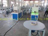 Machine simple d'extrusion de bordure foncée de PVC avec l'imprimante couleur trois