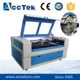 De hete van de Verkoop van het Metaal van de Laser van de Scherpe Machine Prijs van de Scherpe Machine van de Laser van het Metaal van het akj1390h- Blad
