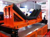 Dt IIの鋳鉄のコンベヤーのローラー、鉄鋼のための精密ベアリングコンベヤーのキャリアのアイドラー