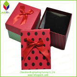 Boîte-cadeau rigide mignonne de faveur de mariage pour rassembler l'argent