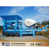 CE Approved Mobile Crushing e Screening Plant (pp Series)