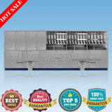 10 toneladas de High Capacity Ice Cube Machine para Ice Plant