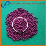alumina ativada permanganato do sódio do adsorvente de 4-6mm