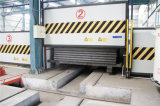 La perte de Tianyi réutilisent la ligne concrète d'extrusion de panneau de cavité de machine