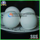 Bolas de pulido de cerámica del alúmina del 92% para el molino de bola usado en fábrica de la fabricación de papel