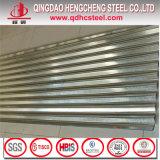 Лист толя металла Z180 SGCC гальванизированный Hdgi Corrugated