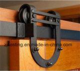 Сортированная верхняя повиснутая система раздвижной двери (LS-SDU-006)