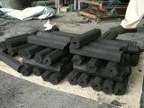 ラインを作る高密度木炭煉炭機械
