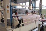 Machine de Rewinder de roulis de papier de toilette de machine du rebobinage 3400 gravant Rewinder en relief