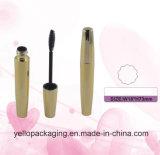 Tubo di plastica impaccante cosmetico della mascara del tubo del pacchetto del contenitore cosmetico delle estetiche (YELLO-161)