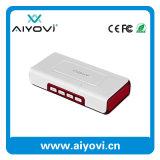 диктор 2-in-1 Bluetooth с креном силы заряжателя USB портативным - передвижным вспомогательным оборудованием