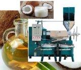 Essbare Kokosnuss-/Kopra-Erdölgewinnung-Zeile unter trockenem Prozess