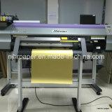 Le film de papier de transfert thermique de jet d'encre/unité centrale a basé la largeur de vinyle 50 longueurs de cm 25 M pour tout le tissu