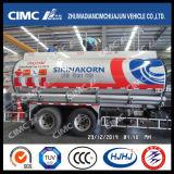 CIMC de aluminio de combustible / aceite / Disel / Gasolina Camión Cisterna (15-30CBM)