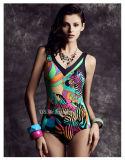 Luxux Badebekleidung Tankini plus Siza Badeanzüge hochdrücken