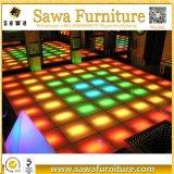 Le couvre-tapis de verrouillage en plastique couvre de tuiles le Portable Dance Floor de cour
