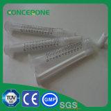 Femelle orale cosmétique Luer&#160 ; Lock&#160 ; Syringe&#160 ; 1ml avec pp matériels