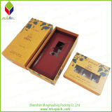 Vela Drawer Style Paper Gift Packaging Box com Window
