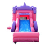 Carriage Inflatable Bouncer Slide王女