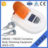 Mini corps de cavitation d'ultrason amincissant la machine