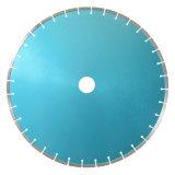El diamante vio la lámina para el disco durable de piedra del corte del mármol del diamante