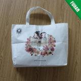 高品質の上塗を施してある光沢がある印刷のロゴ非編まれた袋