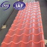 Toiture en acier ondulée de tuile de toit de fabrication en métal