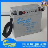 Batterie rechargeable solaire du système d'alimentation 12V pour le modèle neuf