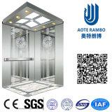Лифт резиденции домашний с приводом AC Vvvf беззубчатым (RLS-129)