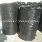 Plastiklaubdeckeweed-Matten-Faser-Schicht-Nadel gelochtes Tuch