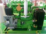 400kw de elektrische Generator van de Motor van het Biogas van de Elektrische centrale Water Gekoelde met de Alternator van Siemens