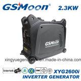 2.3kVA 4打撃のコンパクトセリウム、GSのEPAの承認が付いている極度の無声インバーターガソリン発電機