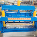 鋼鉄RoofおよびWall Panel Double Layer Cold Roll Forming Machine