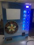 Настенный монтаж Sun Cream Торговый автомат для упаковки мешочке