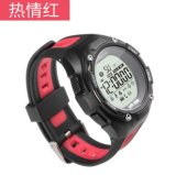 Los más populares Smartwatch Xwatch Smart Digital Watch con Android 4.4 Apoyo Ios Bluetooth y Android GPS de lujo