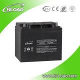 Batteries d'acide de plomb personnalisées parChargement de Maintenace librement 12 volts