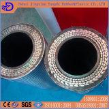 Boyau en caoutchouc hydraulique de spirale à haute pression de fil d'acier de qualité