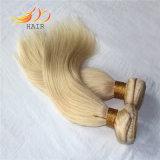 Capelli diritti di colore di estensione vietnamita bionda chiara dei capelli umani