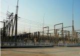 estructura de la subestación del transformador 750kv
