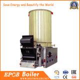 De Boiler van de Olie van de Hitte van de Vaste brandstof van de Rooster van de Houten Ketting van de Steenkool van de hoge Efficiency